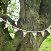 Wedding Bunting, Wedding Decorations