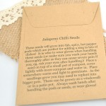 Chilli sowing instructions