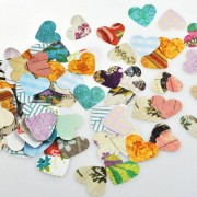 Table Scatter Confetti