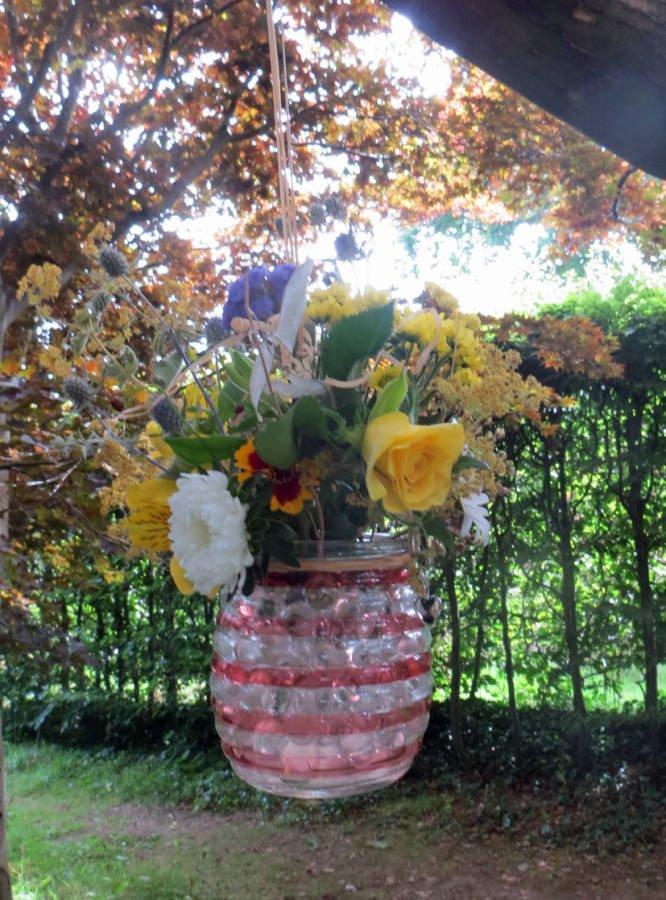 flowers-jar