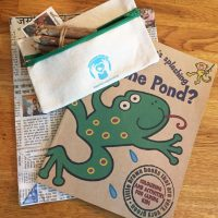 Plastic-free kids party bags