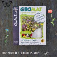 Wildflower style GroMat