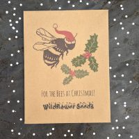 christmas seeds for bees