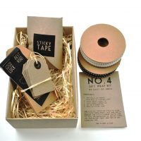 East of India Gift Wrap Kit