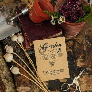 Garden wildflower seeds