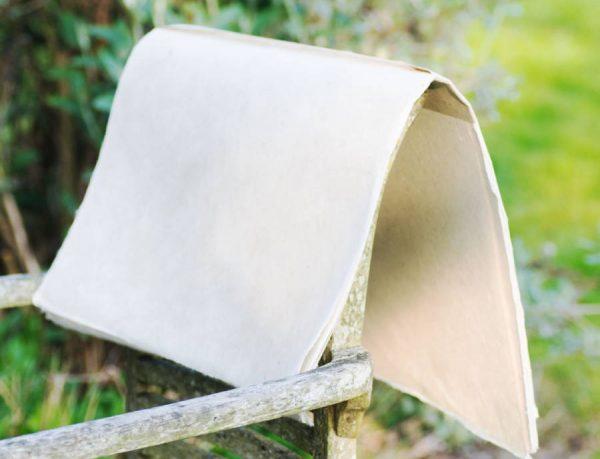 Lokta paper sheets